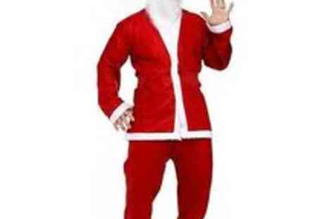 babz - Father Christmas Outift - Save 60%