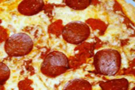 Dome's Kitchen - Any Large pizza and drink - Save 56%