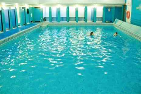 Victoria Leisure - 14 Gym Day Passes For One  - Save 93%