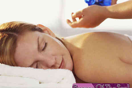 Essence Of The Soul - Choice of Hour Long Massage choosing - Save 50%