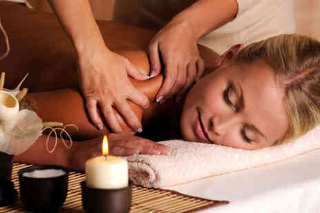 Affinity Beauty Therapy - Balinese Head Massage and Back, Neck, and Shoulder Massage - Save 65%