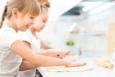 Bellini Cookery School - Kids Pizza Making Class - Save 70%