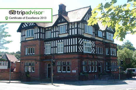 The Station Hotel - Two night stay for 2 including breakfast - Save 63%