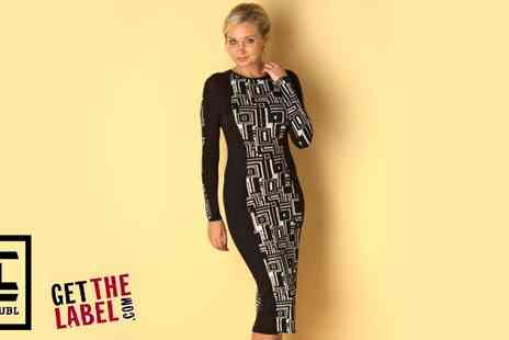 GetTheLabel.com - Clubl Slimming Midi Dress - Save 57%