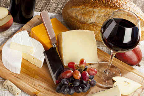 The Wrens Hotel - Cheese and wine evening for two - Save 54%