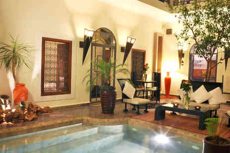 Riad Jardin des Reves - Seven Night Stay for Two People in a Superior Room - Save 31%