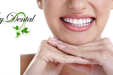 Ivy Dental - Dental implants with crown and abutment - Save 34%