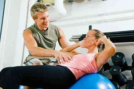 Trimnasium - Three Personal Training Sessions - Save 73%