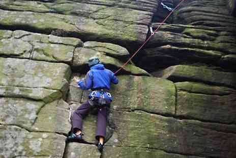 JT Expeditions - Half Day Rock Climbing or Abseiling Session - Save 52%