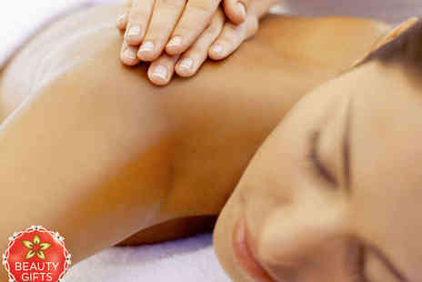 Residential Beauty - Elemis Body Wrap Dry Brush Massage and Facial - Save 67%