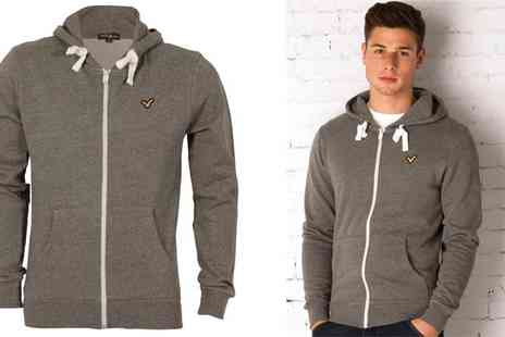 GetTheLabel.com - Voi Jeans Mens Hoody - Save 62%