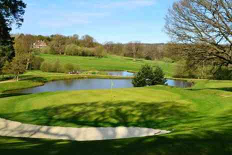 Sweetwoods Park Golf Club - 18 Holes for 2  - Save 60%