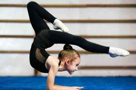 Footworks Gymnastics Academy - Childrens Gymnastic Party - Save 53%