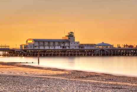 The Cumberland - Overnight stays at Award Winning Bournemouth Hotel with Dinner - Save 34%