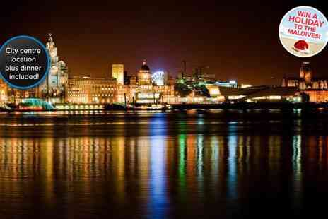 The Adelphi Hotel - One night Liverpool stay for two - Save 41%