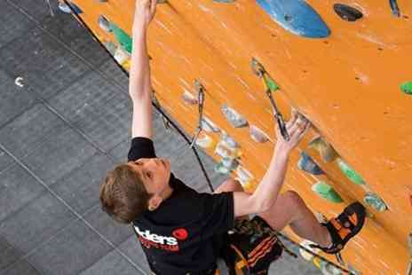 Boulders - Introduction to Indoor Climbing - Save 58%