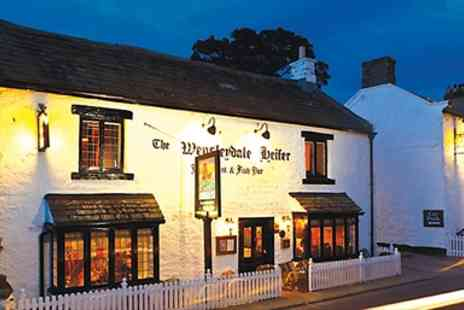 The Wensleydale Heifer - Five Star Top Notch Stay with Fine Dining - Save 42%