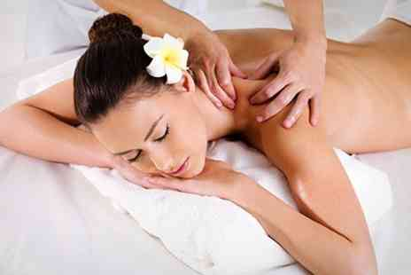Beauty Lounge - Back, Neck and Shoulder Massage With Facial - Save 58%