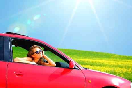 Affordable Car Hire - Holiday Car Hire - Save 50%