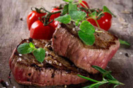 Rowleys Restaurant - Chateaubriand Steak Dinner for Two People - Save 40%