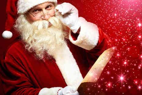 The Santa Video - Personalised Santa video prove Santa exists - Save 80%