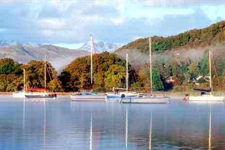 The Burnside Hotel - Lake Windermere Retreat with 4 Course Dinner & Bubbly - Save 52%