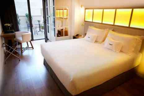 Ofelias Hotel Barcelona - Two Night Hotel Stay for 2 with Breakfast - Save 39%
