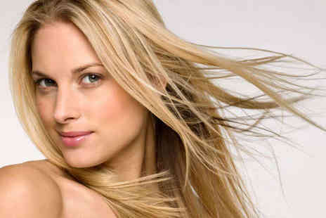 The Dalton Street Salon - One Treatments Including Blow Dry Spray Tan or Gel Polish for Fingernails - Save 50%