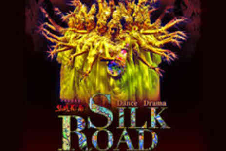 Peacock Theatre - Tickets to Silk Road Chinese Dance and Drama - Save 48%