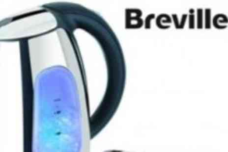 Breville - Time To Upgrade With this Toaster and Kettle Set - Save 51%
