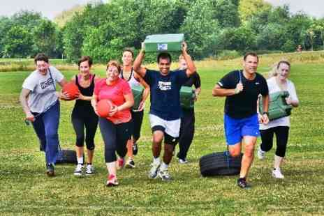 Regiment Fitness - Five Fitness Bootcamp Sessions - Save 81%