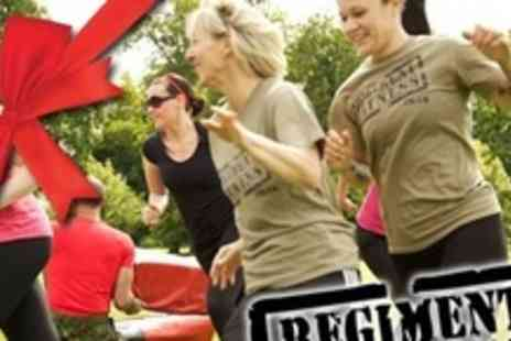 Regiment Fitness - Ten Bootcamp Sessions - Save 87%