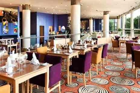Hilton Belfast - Three Course Dinner for two - Save 44%