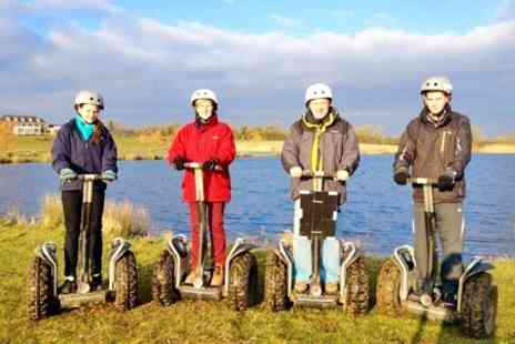 Experience The Country - Segway Experience For Two - Save 59%