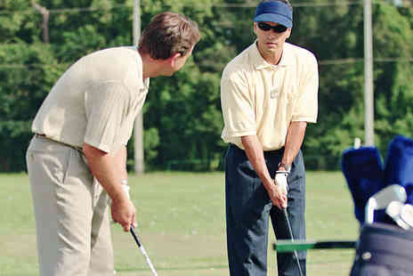 Carl Yates at Brandhall Golf Course - Two 30 Minute Golf Lessons - Save 61%