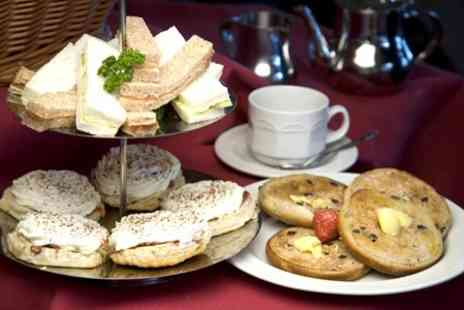 The Boot Inn - Rustic Afternoon Tea For Two - Save 50%