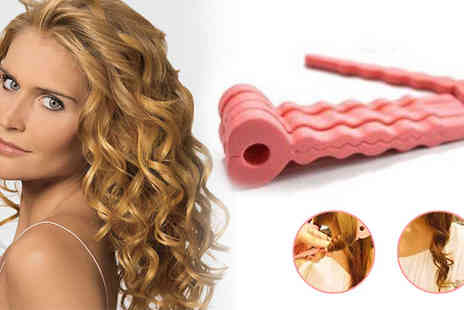 Flutterby Glam - Curly hair maker tool - Save 50%