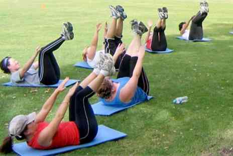 Motivate Bootcamp - Bootcamp One Day Fitness Retreat - Save 34%