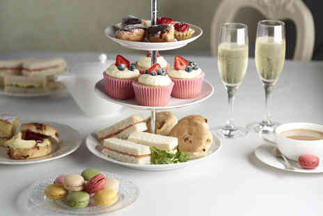 Hotel Indigo Kensington - Afternoon tea for 2 including a cocktail each - Save 55%