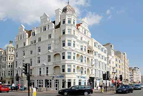Hotel Umi Brighton - In Brighton One Night Stay With Breakfast - Save 56%
