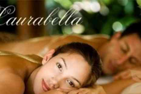 Laurabella - Spa Experience For Two With Choice of Scrubs - Save 71%