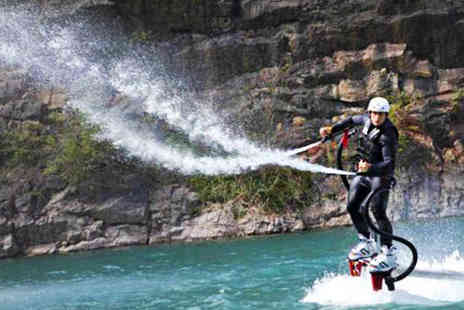 Big Crazy - Flyboarding Adrenaline Watersports Experience for One - Save 55%