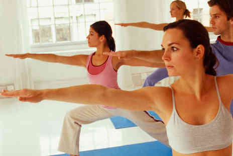 Fitness Fusions - Five Pilates Yoga or Yoga Pilates Classes - Save 77%