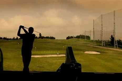 Trafford Golf Centre - 150 Driving Range Balls - Save 54%