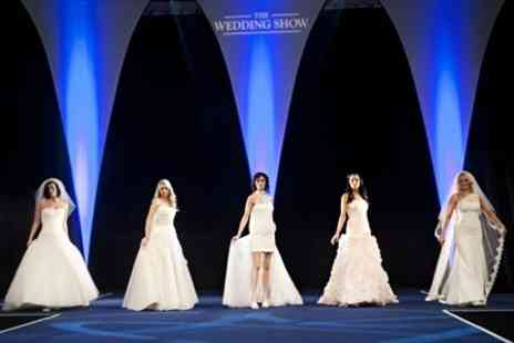 Bride The Wedding Show - VIP Entry With Bubbly and Goody Bag - Save 26%