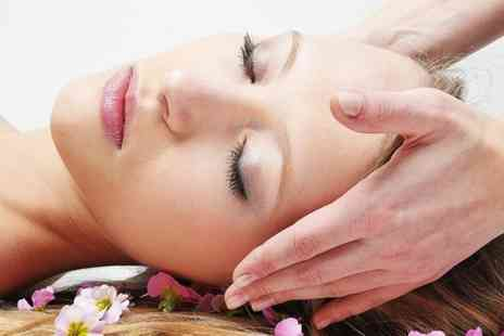 New Look Skincare Beauty Salon - Indian Head Massage and Facial - Save 55%