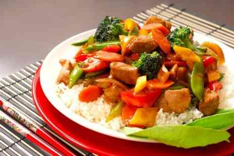 Mei Ling Chinese Restaurant - Two Course Chinese Meal With Rice - Save 64%
