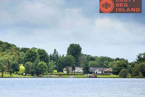 Lusty Beg Island - One Stay for Two People with Daily Breakfast - Save 52%