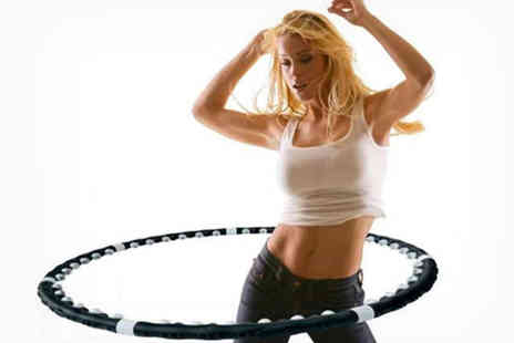 Livmore - Massaging Exercise Hoop - Save 52%