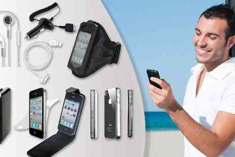 Digital Deals - 11 piece accesories pack for you iPhone - Save 63%